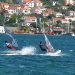 Punat windsurfing